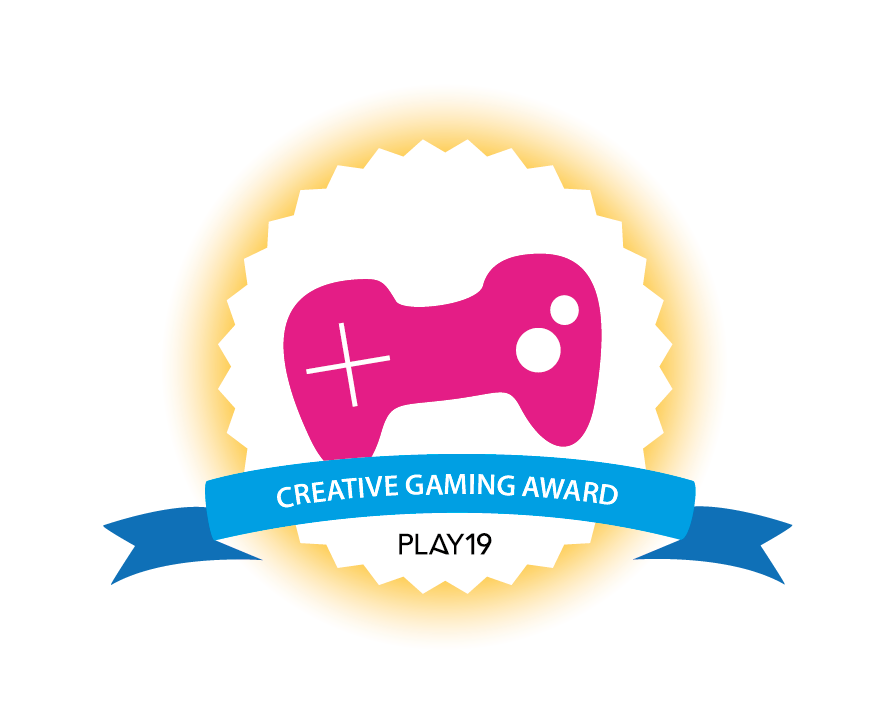 Creative Gaming Award Logo 2019
